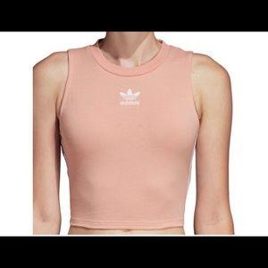 Adidas Adicolor Crop Top